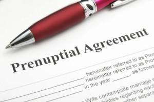 Prenups and I-864 Affidavit of Support