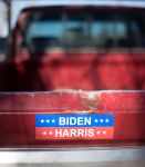 Biden Harris bumper sticker